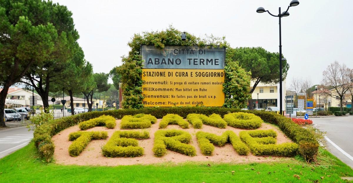 Курорт Абано Терме Италия отели достопримечательности лечение отзывы погода