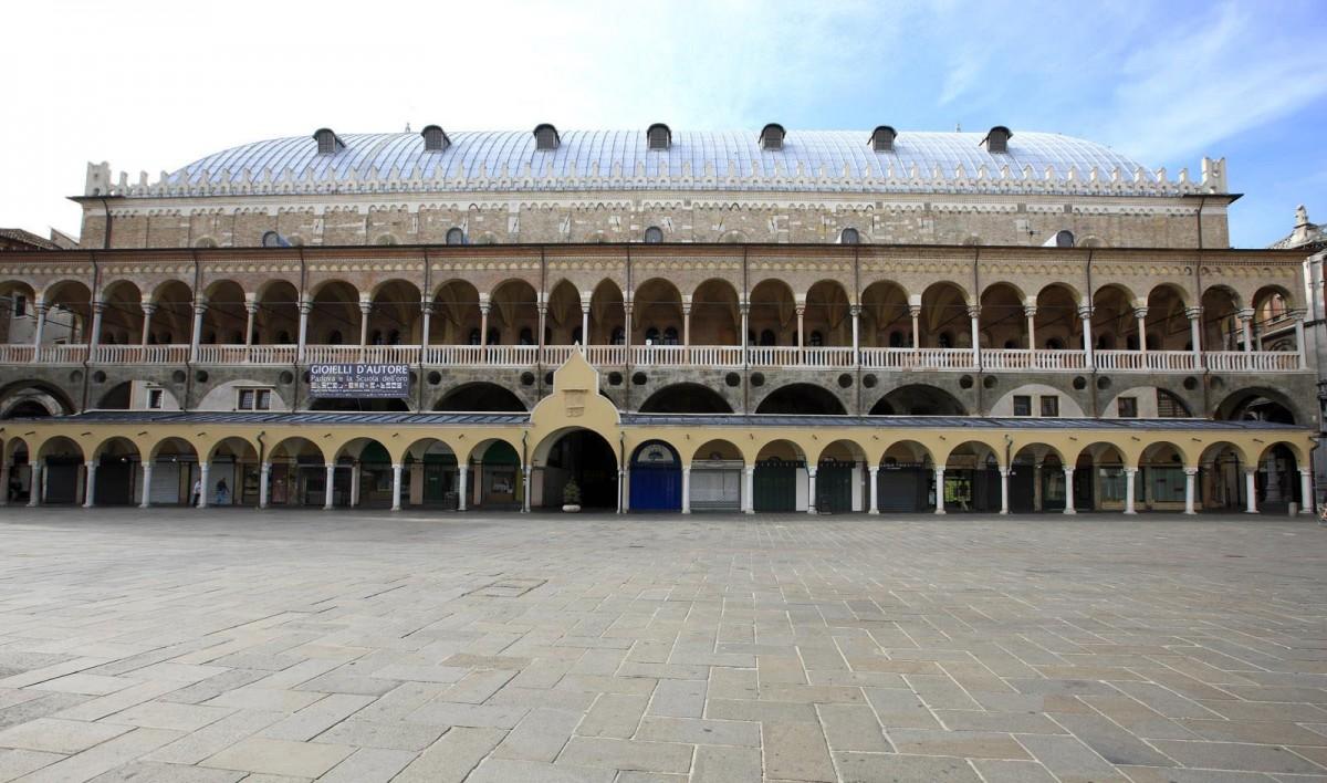palazzo della rajone paduya
