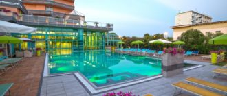 Hotel Terme Cristoforo in Abano Terme