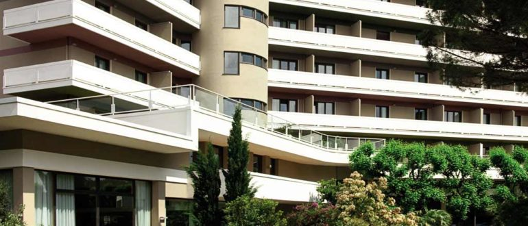 Radisson Blu Majestic Hotel in Galzignano Terme