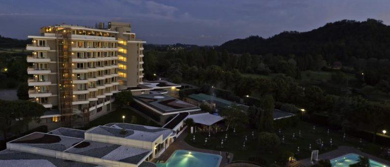 Hotel Splendid in Galzignano Terme