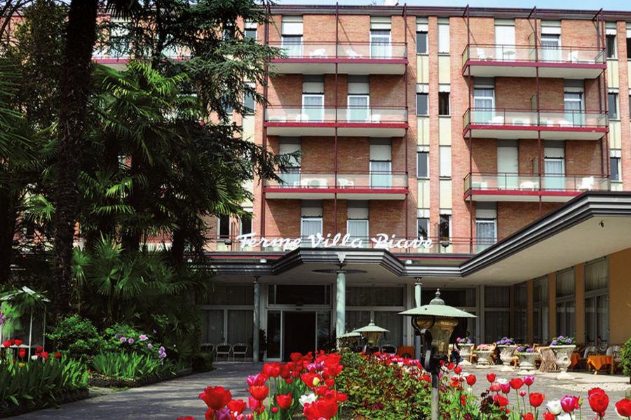 Hotel Terme Villa Piave in Abano Terme